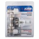 Угловой термокомплект 1/2 «Icma» № KTE 985 +774 +805