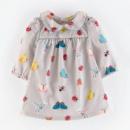 Платье для девочки Жуки