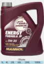 Масло моторное MannolEnergy Formula JP SAE 5W-30