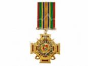 Медаль «Перемога за нами» сектор Д