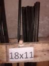 Шпонка 18х11, шпонковий матеріал 18х11, шпоночная сталь18х11