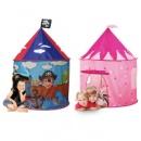 Палатка детская M 3317 замок, домик, шатер 105-105-125 см