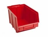 Ящики для метизов пластиковые желтые Арт.701 К/складские контейнеры пластик,контейнер для метизов,стеллаж под метизы