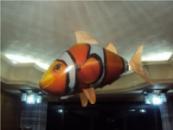 Летающие рыбы (Air Swimmers) рыба-клоун Clownfish