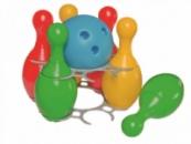 Игрушка «Набор для игры в боулинг 2 ТехноК», арт. 2919