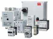 Контакторы и автоматические выключатели Danfoss