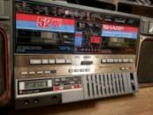 Накладные панели фронтальные для SHARP 800 под кнопки управления
