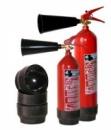 Подставки под углекислотные огнетушители ОУ-2, ОУ-3