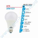 Лампа E27 20W, 4000К, А60 Right hausen