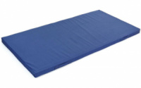 Мат спортивный ZELART(1,4*1м) C-3542-BL темно-синий