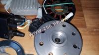 Электронное зажигание генератор Ява 360 350