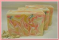 Натуральное мыло «Нежный жасмин»