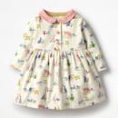 Платье для девочки Животные