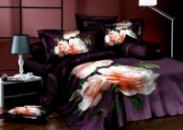 Комплект постельного белья сатин фотопринт