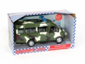 RUS Автобус JOY TOY 9098-F военный инерц., Киев