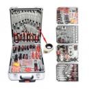 Набор инструмента Werkzeug-Set. 186 предметов (Германия)
