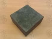 Брусчатка базальтовая полнопиленная термо