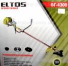 бензо-коса ELTOS 4500