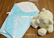 Конверт на выписку-одеяло №6