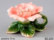 Підсвічник «Троянда» 10см