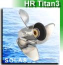 Гребной винт HR Titan 3 14 1/2«-21»