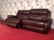 Новый кожаный диван ReLax премиум класса производства Германии