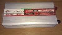 Luxeon IPS-2000s Преобразователь (Инвертор) 12v/220v «Тепло-электро»