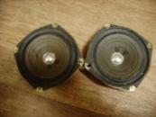 Динамики 12 см диаметр , 3 om 5W SHARP