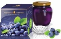 Черничная паста «LiQberry» (550 гр)
