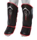 Захист гомілки і стопи PowerPlay 3052 Чорно-Червоний S