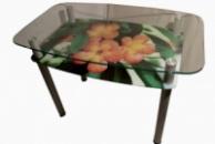 Стол обеденный «Лоренцо», прозрачный/рис.35