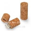 Деревянная USB флешка Винная пробка 8 Gb