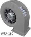 WPA-160 Вентилятор для котла с гравитационной заслонкой