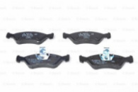 Тормозные колодки «Bosch»