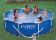Каркасный бассейн Intex 28202. Хорошее только хорошим.