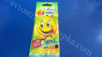 Ароматизатор Smile картонный Tutti Frutti