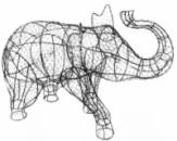 Слон M (ELEPHANT М)
