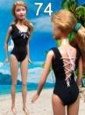 Нижнее бельё для кукол Барби
