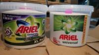 Порошок для стирки Ariel Touch of Lenor 8 кг