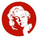 Наклейка Декоративная Monroe
