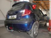 Тягово-сцепное устройство (фаркоп) Hyundai Getz (2005-2008)