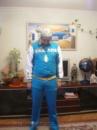 Bosco - костюмы для мужчин голубой,белый,желто-белый верх