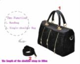 Женская сумка с кружевами 2013