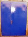 Двери металлические полуторная (ДГП1)