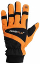 Рукавиці лижні PowerPlay 6906 Оранжеві L (Універсальні зимові)