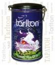 Чай зеленый Тарлтон ЛУННЫЙ ПОЛЕТ 300 г жб Tarlton Fly me to the moon
