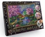 Набор для творчества Алмазная живопись «DIAMOND MOSAIC» Danko Toys