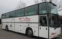 лобовое стекло для автобусов DAF SBR 3000 в Никополе