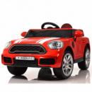 Детский электромобиль на р/у Mini Cooper Bambi Red (M 3806EBLR-3)