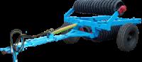 Каток зубчато-кольчатый КЗК-6П-02 гидрофицированный